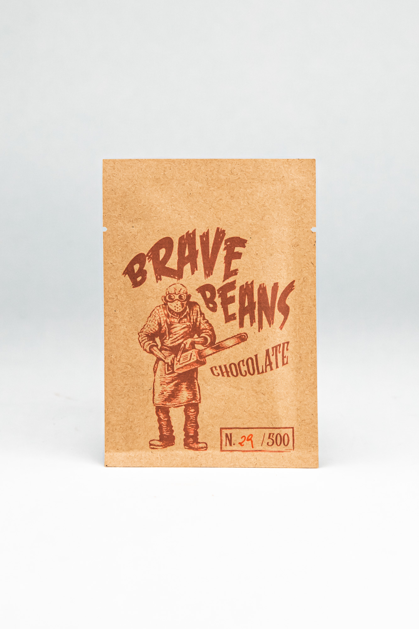 BLOODY BERRY - Brave Beans Chocolate