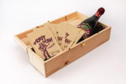 BRAVE DAD BOX - chocolateforfamily